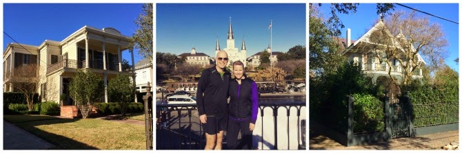 The Holland House: New Orleans Jogging Tour
