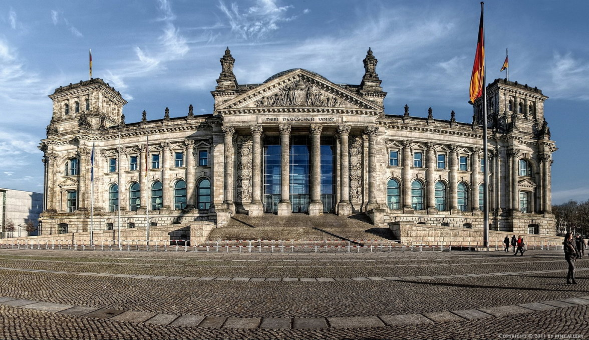 reichstag at berlin city - photo #13