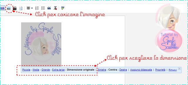 Come scambiare la dimensione delle immagini che pubblichiamo sul blog