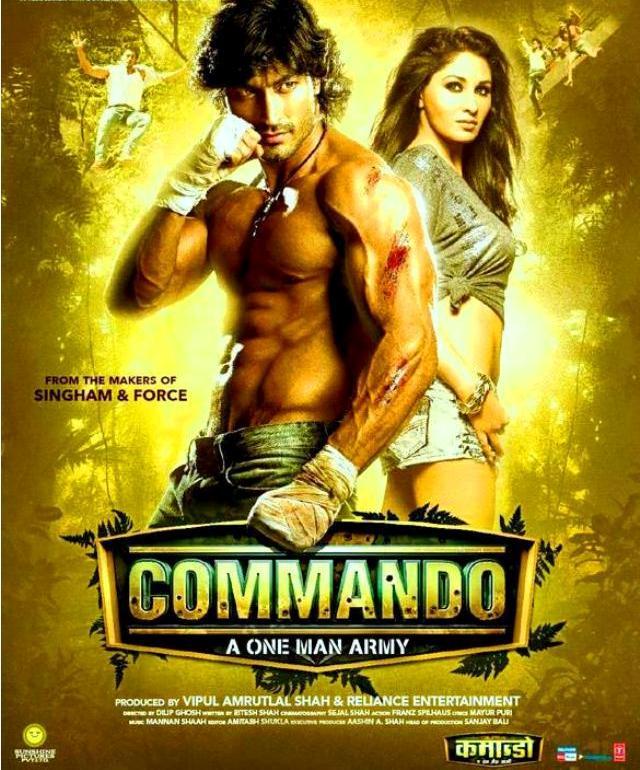 Lính Đặc Công - Commando - 2013