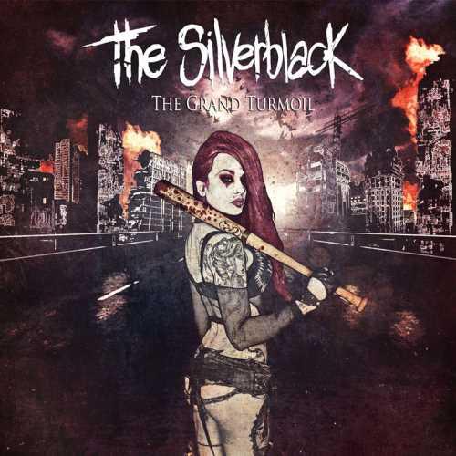 "THE SILVERBLACK: Δείτε το video του ""The Grand Turmoil"" απο το ομότιτλο νέο album"