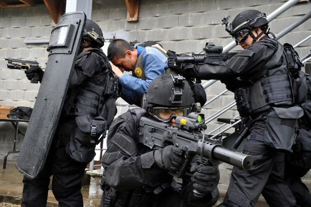 INTERVENCION CAMP VENTA 16 MARZO CQB GEDAT COPES4