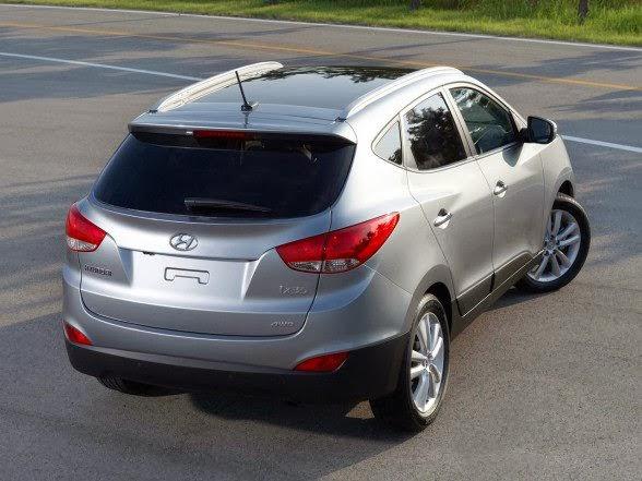 صور سيارات هيونداي Hyundai ix35 - هيونداى IX35
