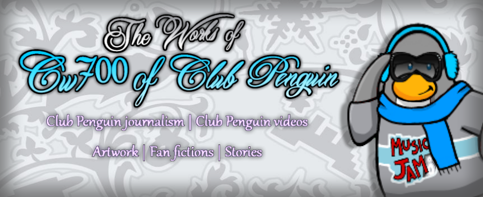 The Works of Cw700 of Club Penguin