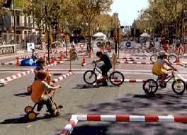 Negocio Curso de seguridad de bicicletas