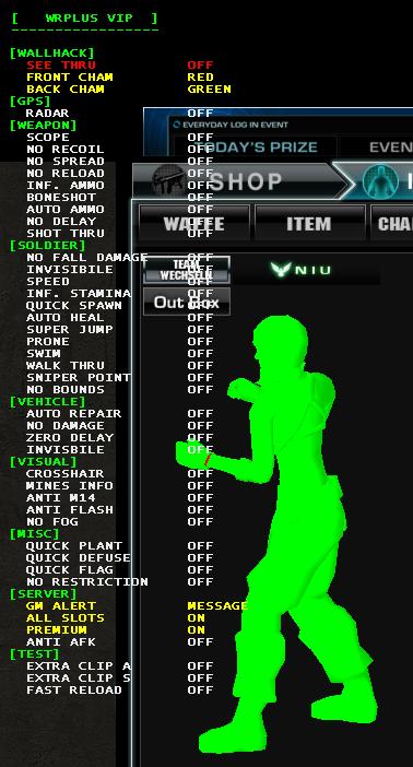 hackscreen23tu9h WarRock Hile Streamer WRPlus Vip Oyun Botu indir   Download