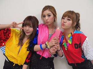 Orange Caramel Wallpaper HD 4