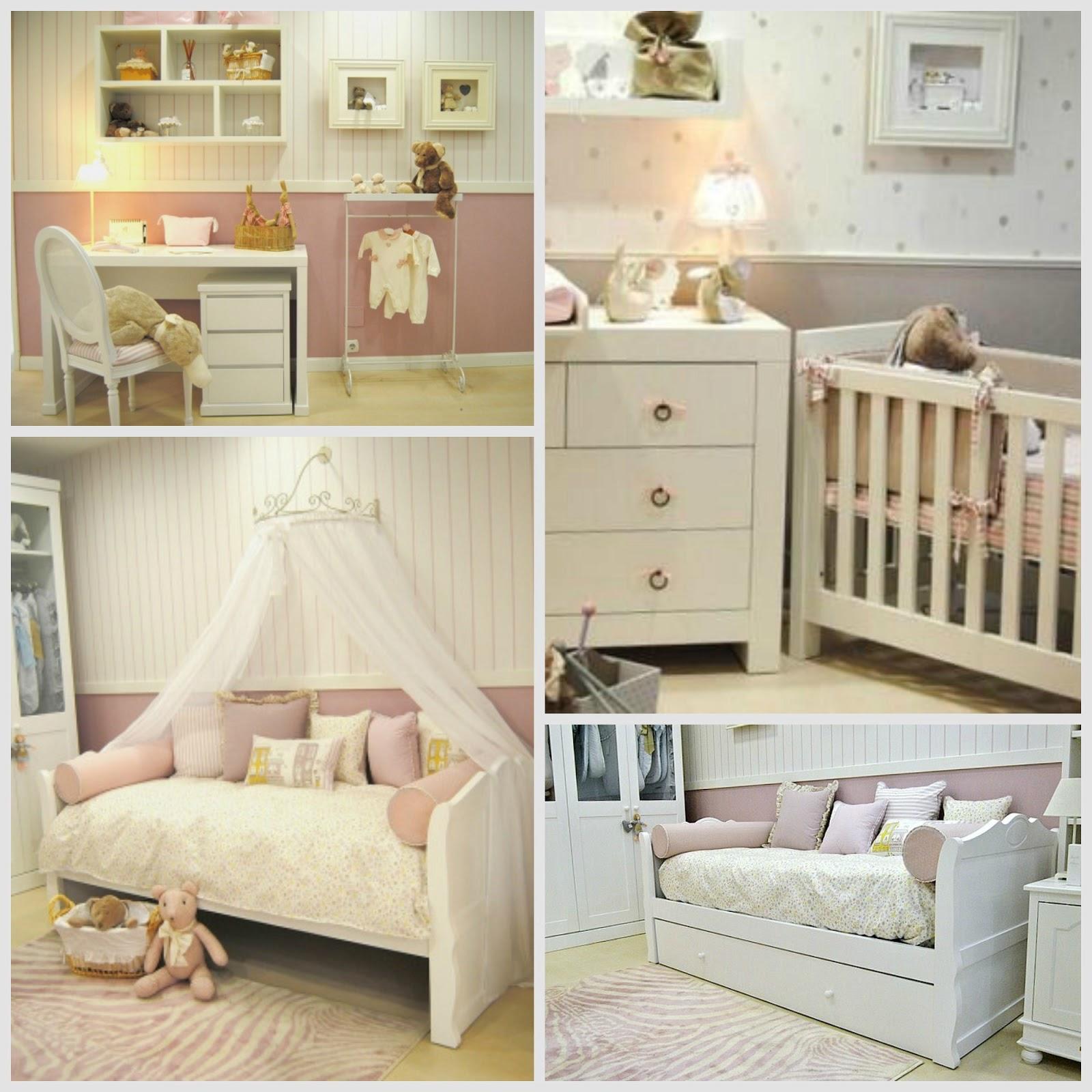 En casa de t a gretel ideas deco para una habitaci n de ni a - Dormitorios infantiles clasicos ...
