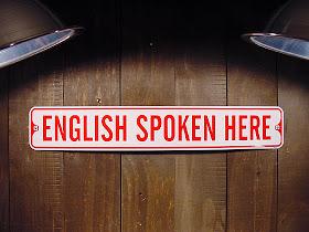 Asal Bahasa Inggris