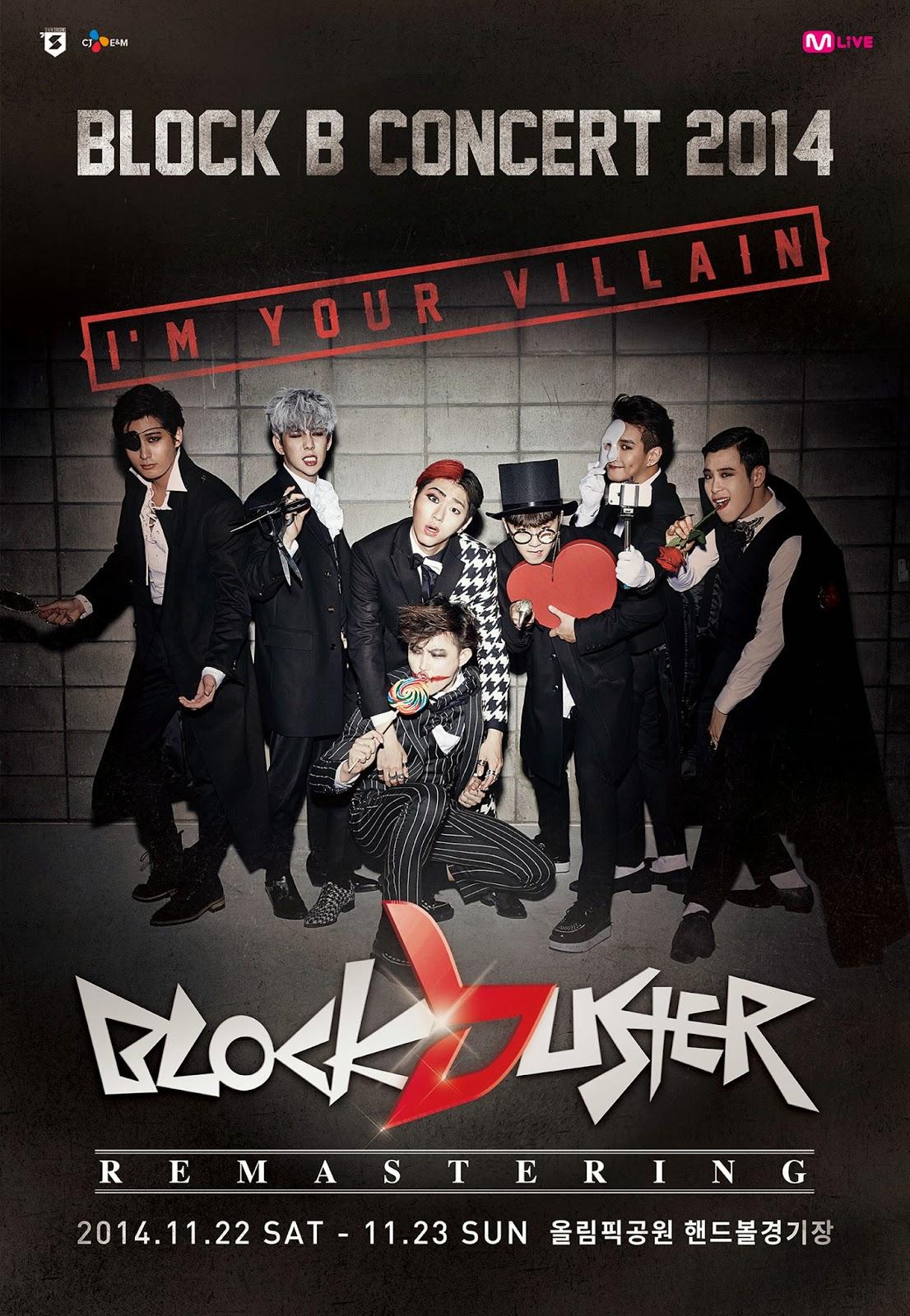 Block B 2014
