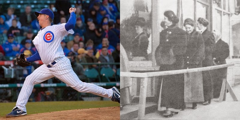 Unbelievable...These 23 Mind Blowing Facts Will DESTROY Your Understanding Of Time - The last time the Chicago Cubs won a World Series, women were not allowed to vote.