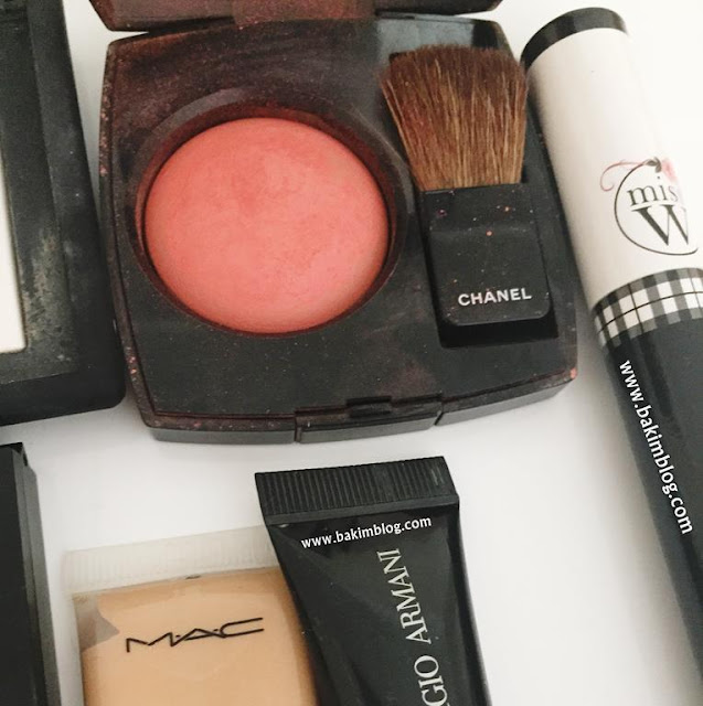 oily skin make up products