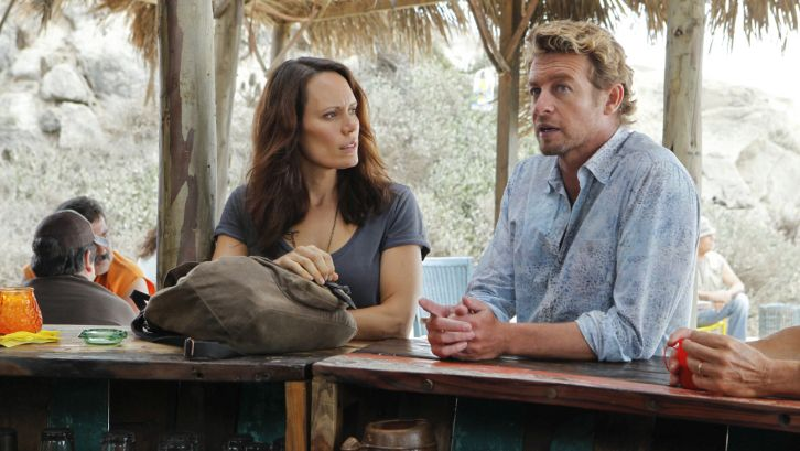 The Mentalist - Season 7 - Emily Swallow confirms she won't be returning