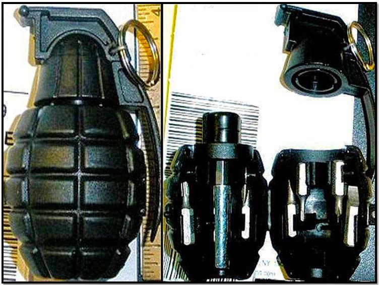 Replica Grenade (ART)