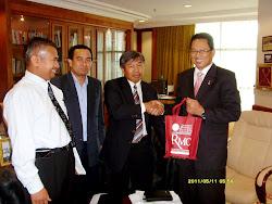 Bersama YB Timb. Menteri Pelajaran