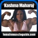 Kashma Maharaj Female Bodybuilder Thumbnail Image 2