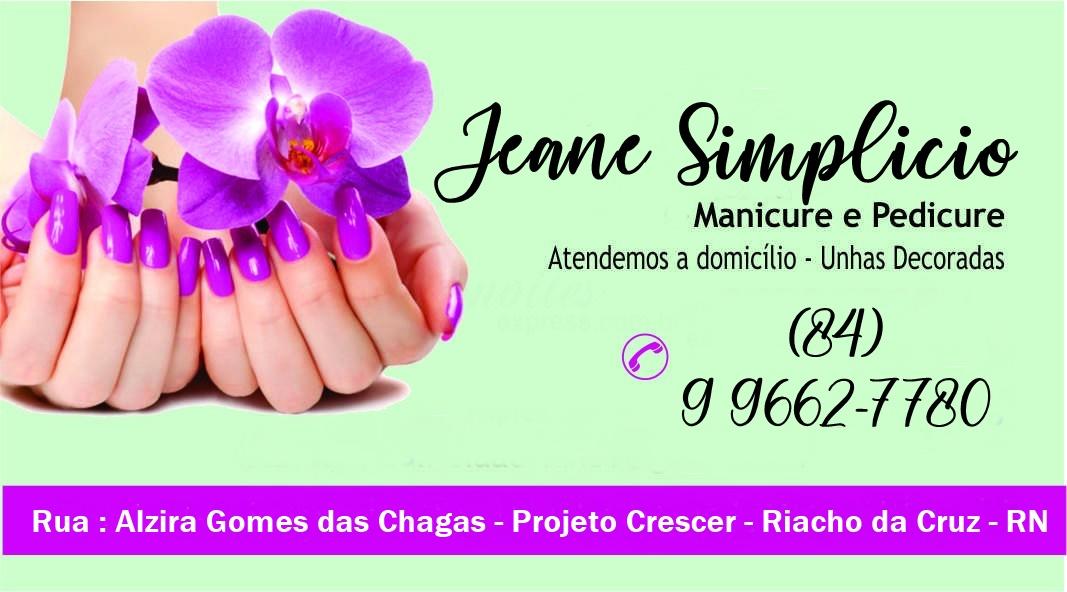 JEANE SIMPLICIO