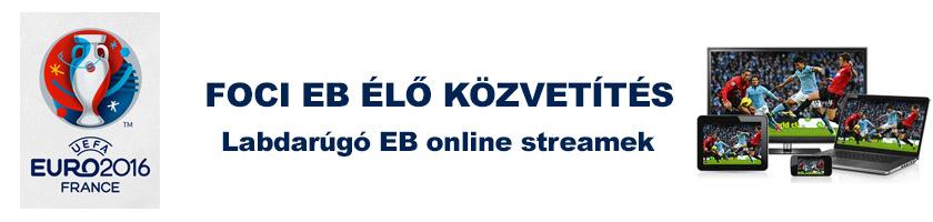 Foci EB ÉLŐ közvetítés 2016