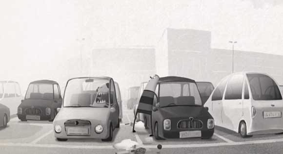 Carpark Animated Short