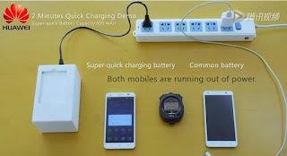 Huawei Fast-Charging Batteries, Huawei battery, Huawei smartphones, Huawei fast charging batt