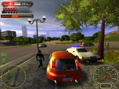 City Racing - Game Balap Mengelilingi Kota