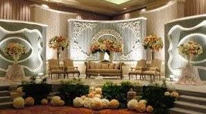 2015 Dekorasi wedding international