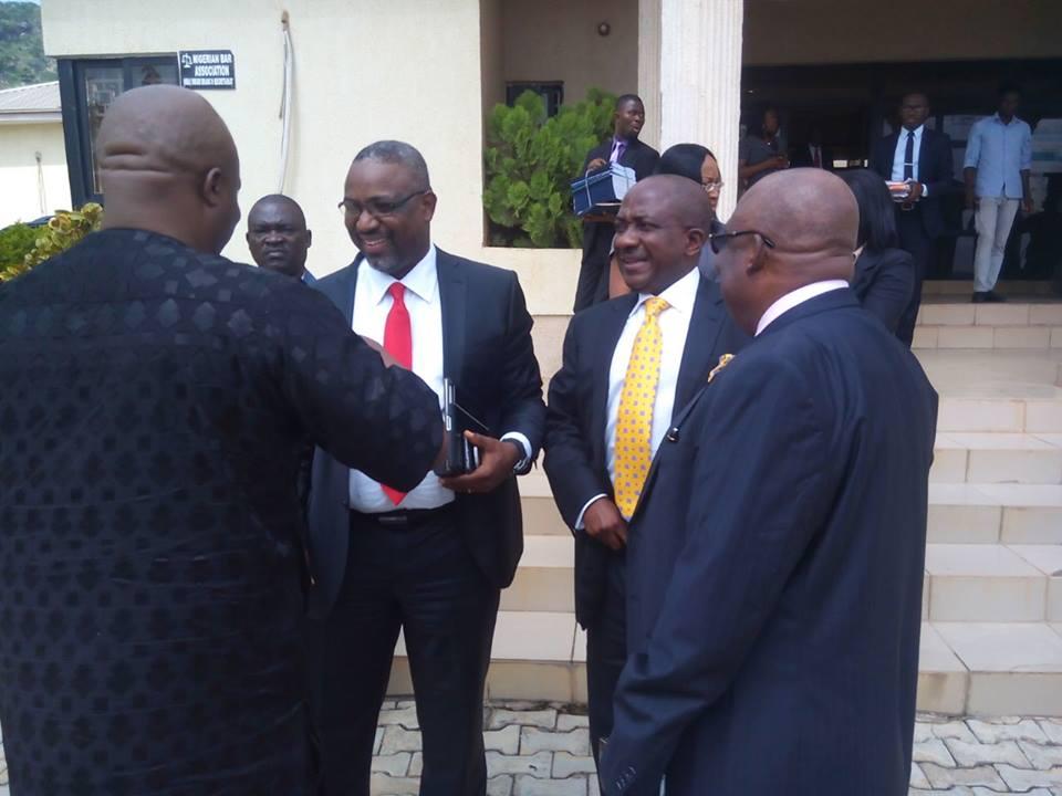 Akwa Ibom APC Seeks Relocation Of Tribunal To Abuja ...