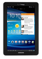 Verizon Samsung Galaxy Tab 7.7 4G LTE Android tablet launched