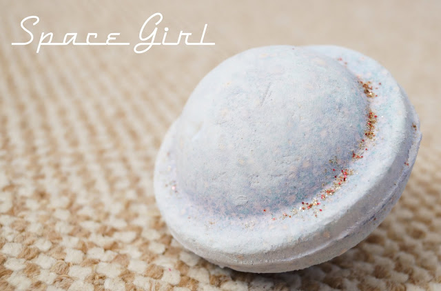 Space Girl Bath Bomb