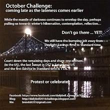OCTOBER Challenge 2016