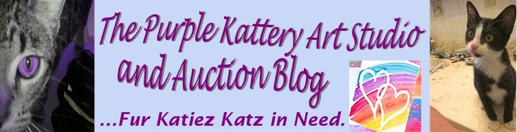 The Purple Kattery Art Studio