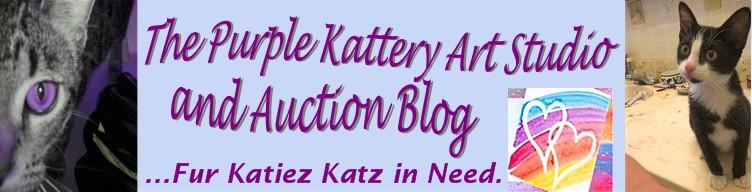 The Purple Kattery Art Studio