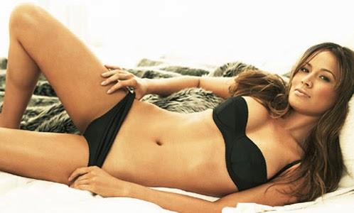 Korinna Moon Bloodgood Model Bikini Body 2014