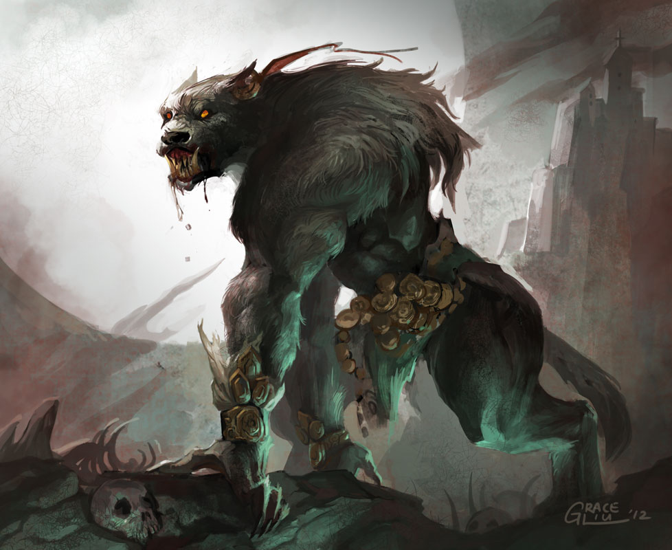 Grace Liu's Practice Blog: Werewolf - Final