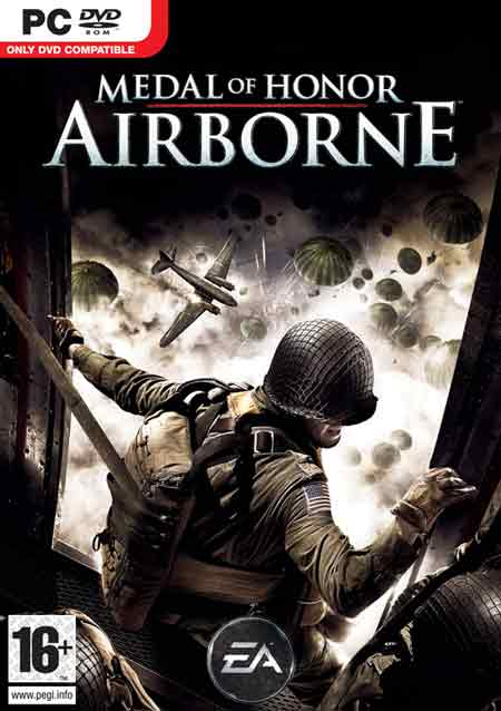 Medal of Honor Airborne PC Full Español ISO DVD9 Descargar