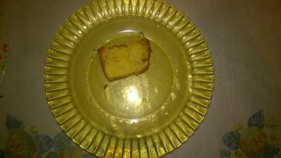 Cozinhe você mesmo: Bolo de farinha de milho com coco.