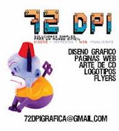 72 DPI GRAFICA
