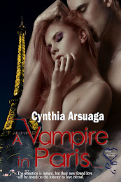 A Vampire in Paris
