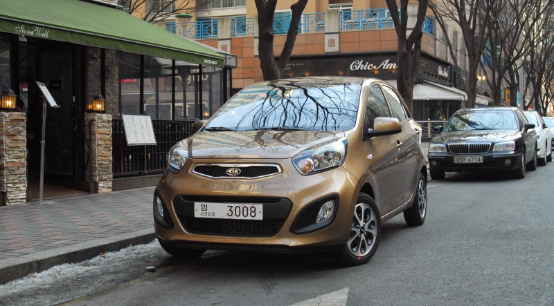 New Picanto 2015 Review