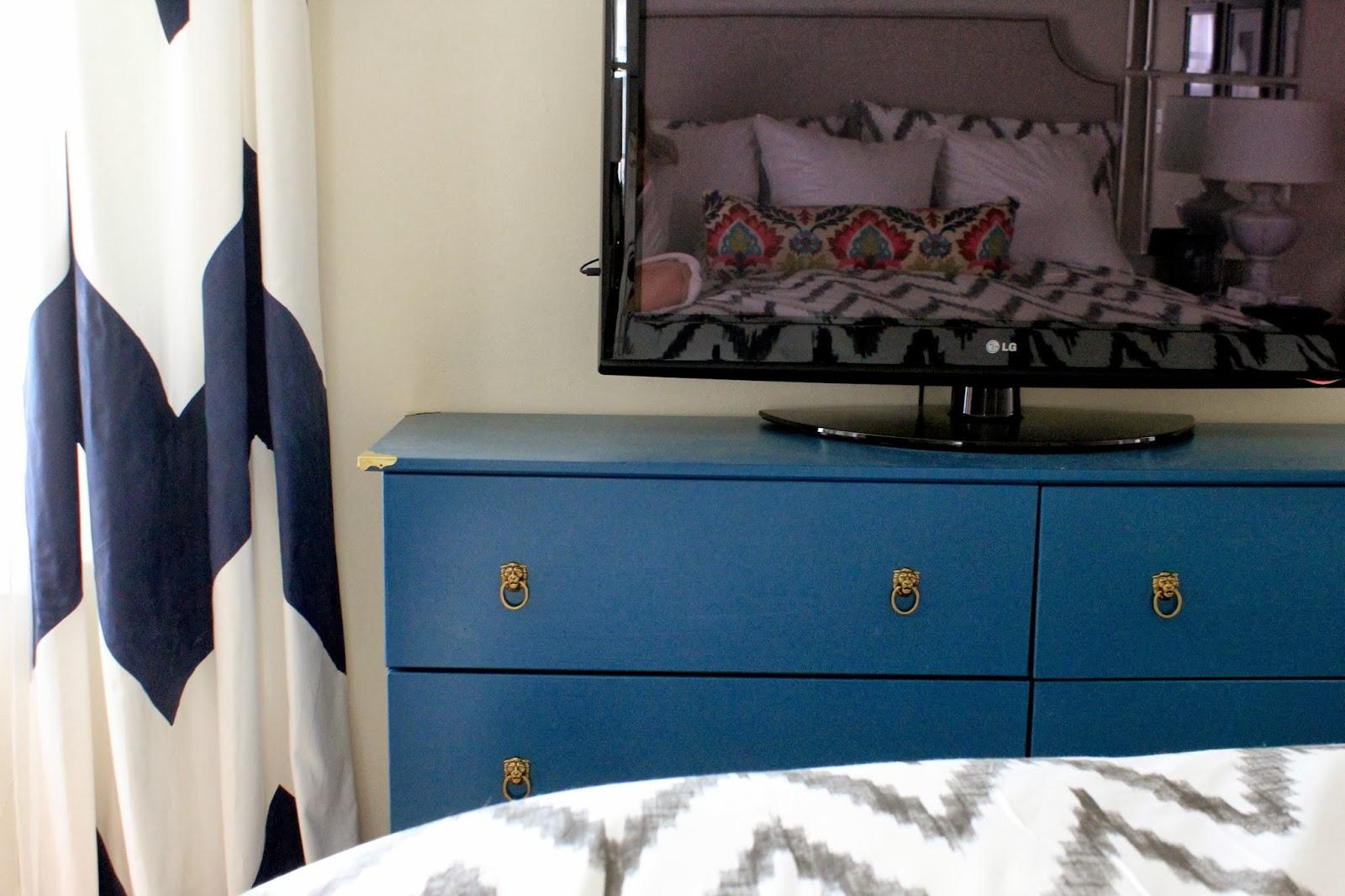 Cup Half Full: Full Dresser Reveal - Ikea Tarva Hack