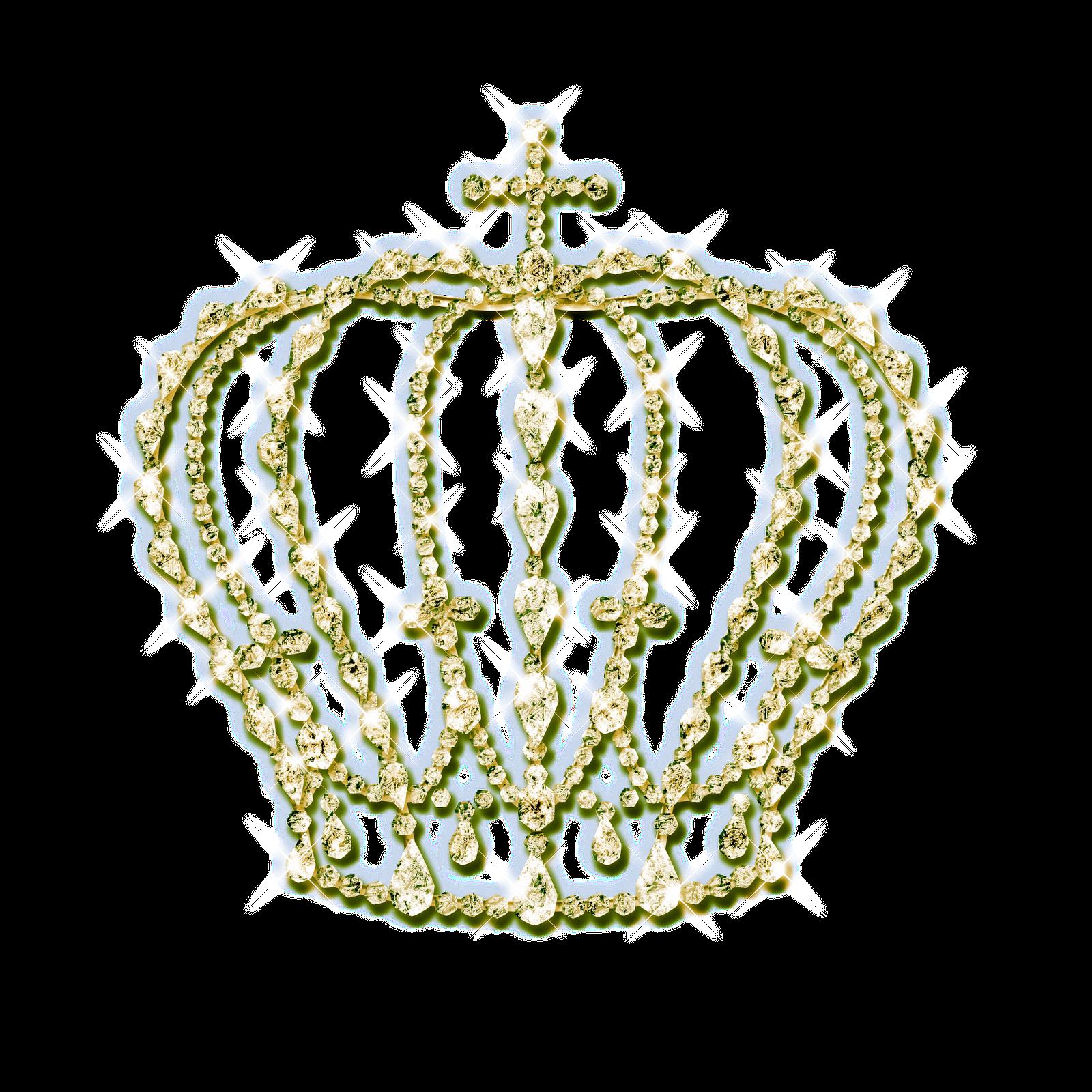 diademas coronas png diamantes