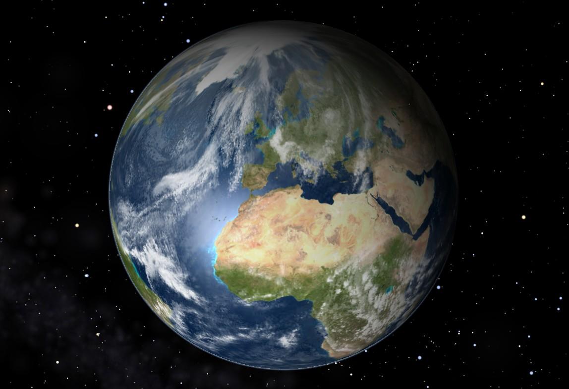 galerie planet typu země start6goete