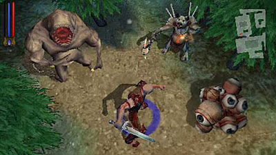 Download Game Untold Legends - Brotherhood Of The Blade   PSP   Full Version   Iso For PC   Murnia Games