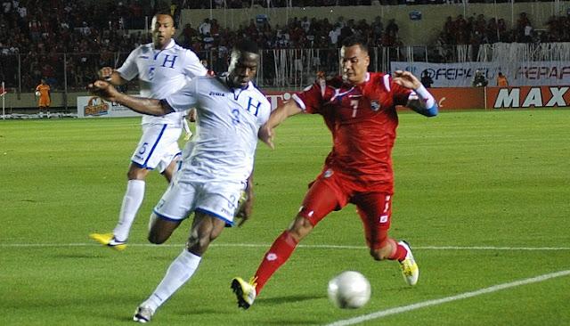 Honduras vs Panama en vivo