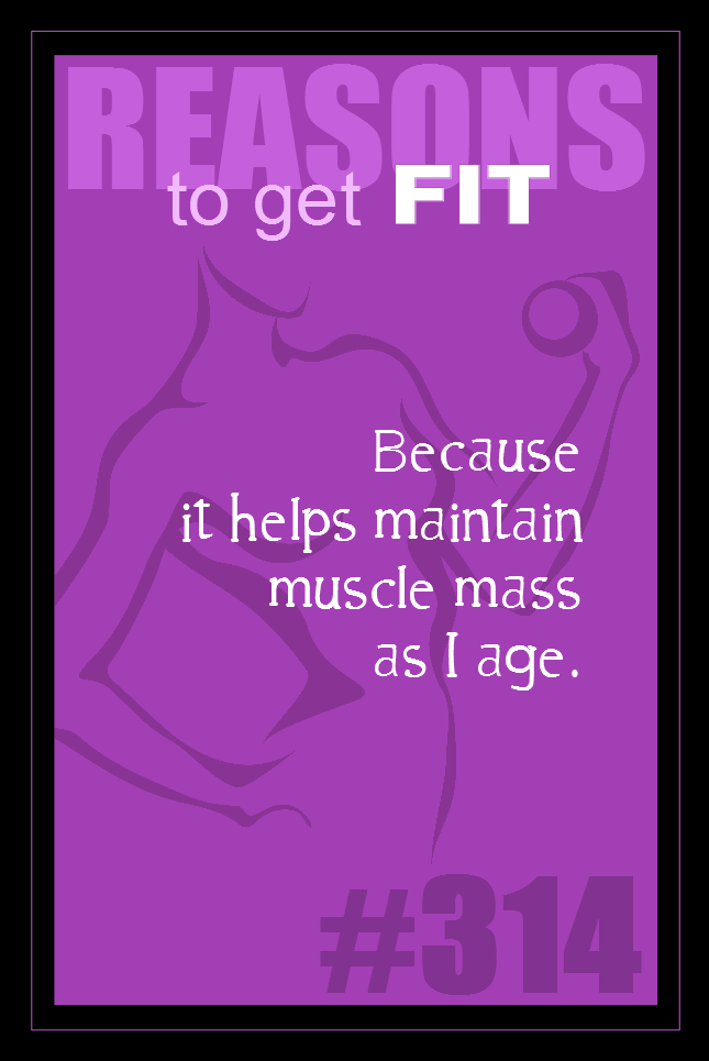 365 Reasons to Get Fit #314