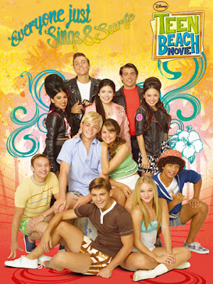 Teen Beach Movie Streaming Film