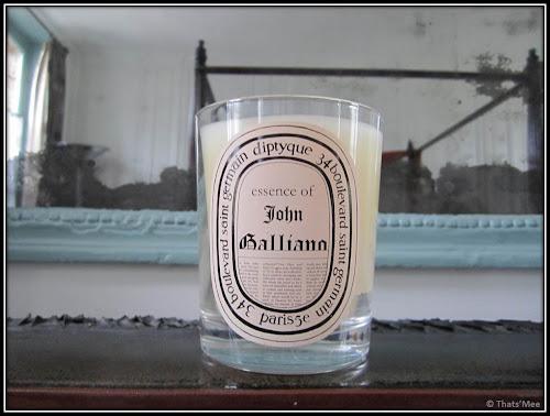 La Maison du Parc Honfleur tripadvisor Chambre Jasmin salle de bain, bougies dyptique Galliano