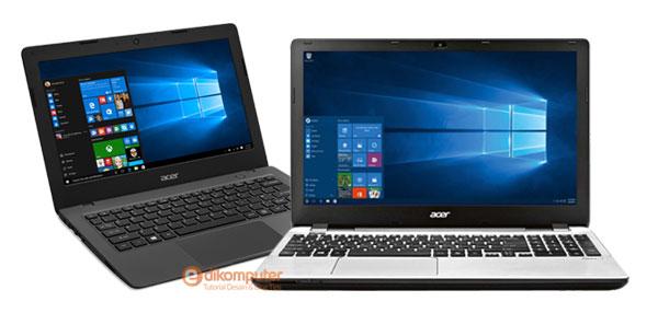 Info Harga Laptop Acer terbaru 2016