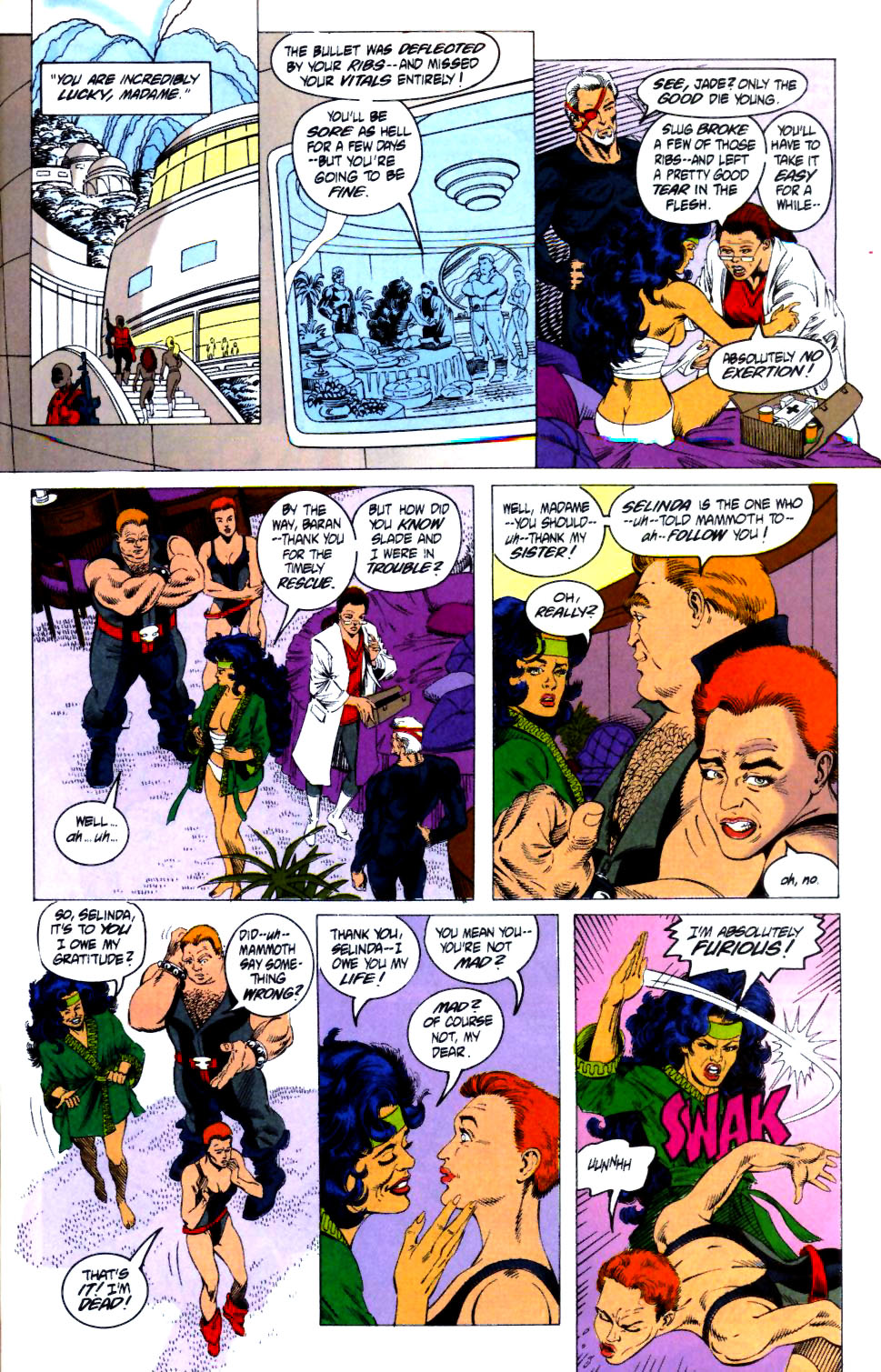 Deathstroke (1991) Issue #18 #23 - English 18