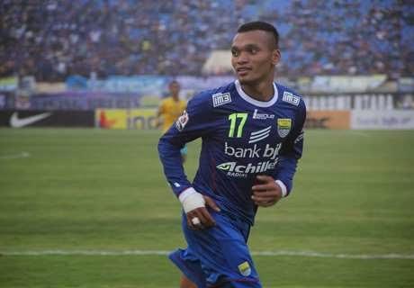 Ferdinand Sinaga Berlabuh Di Sriwijaya FV